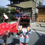 関山神社 秋の祭礼