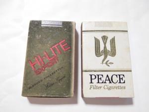 HI-LITE と PEACE