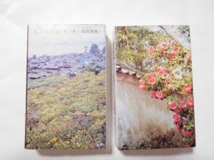 花の佐柳島&椿・新薬師寺