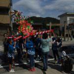 村社・関山神社秋の大祭